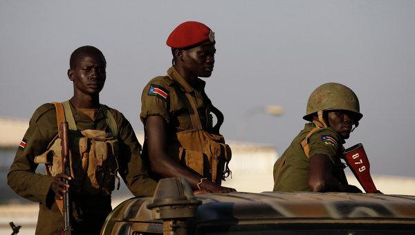 Полиция Судана применила слезоточивый газ против демонстрантов в Хартуме