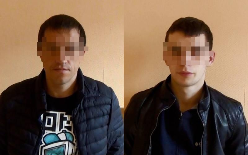 Двое брянцев ограбили прохожего вМоскве