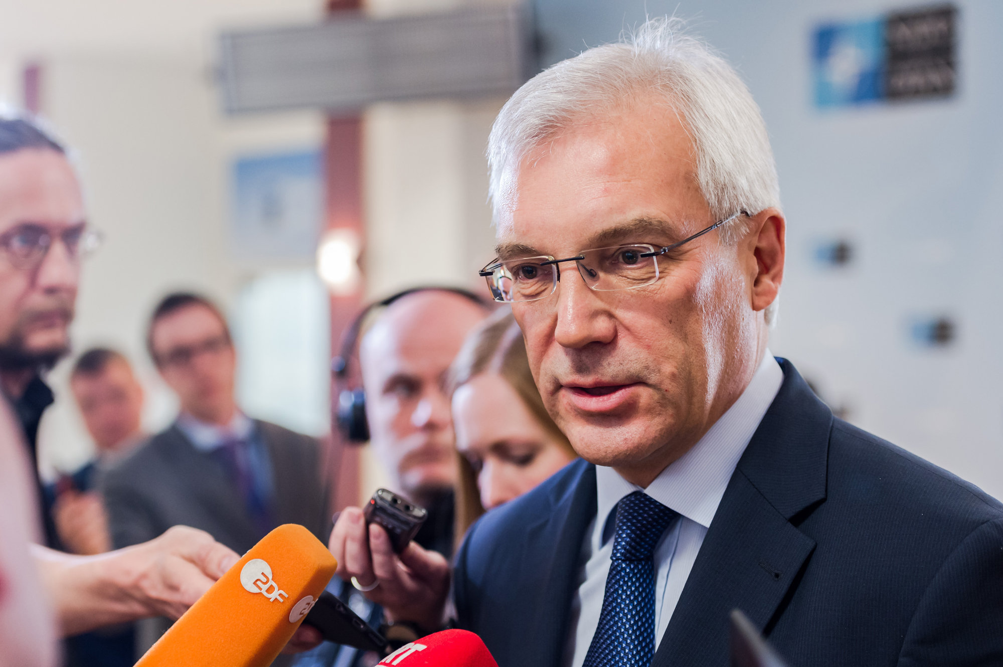 Спустя два года НАТО и Россия возобновили диалог