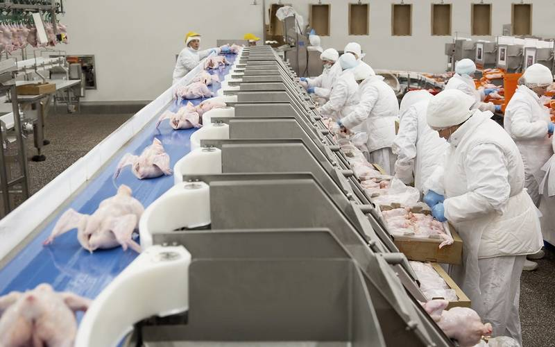 Мираторг впервые поставил курятину вЕвропейский Союз
