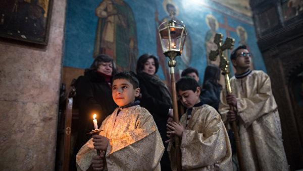 Священник: епископы Сирии против заманивания христиан в Европу