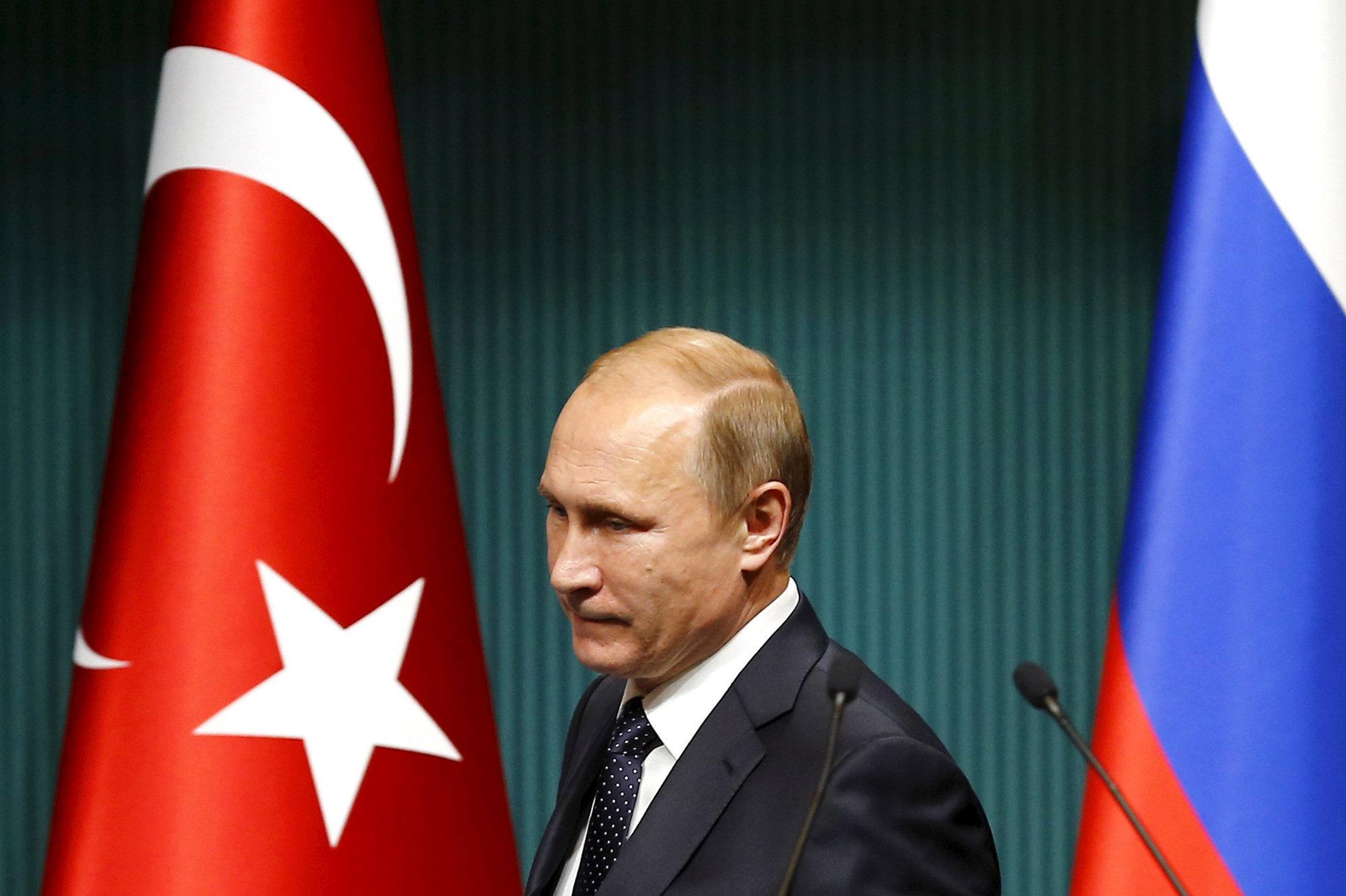 Россия, ИГИЛ и Турция