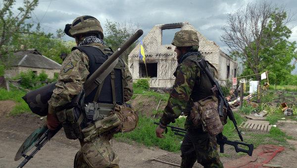 Силовики заявили, что ополченцы заранее спланировали провокацию в Еленовке