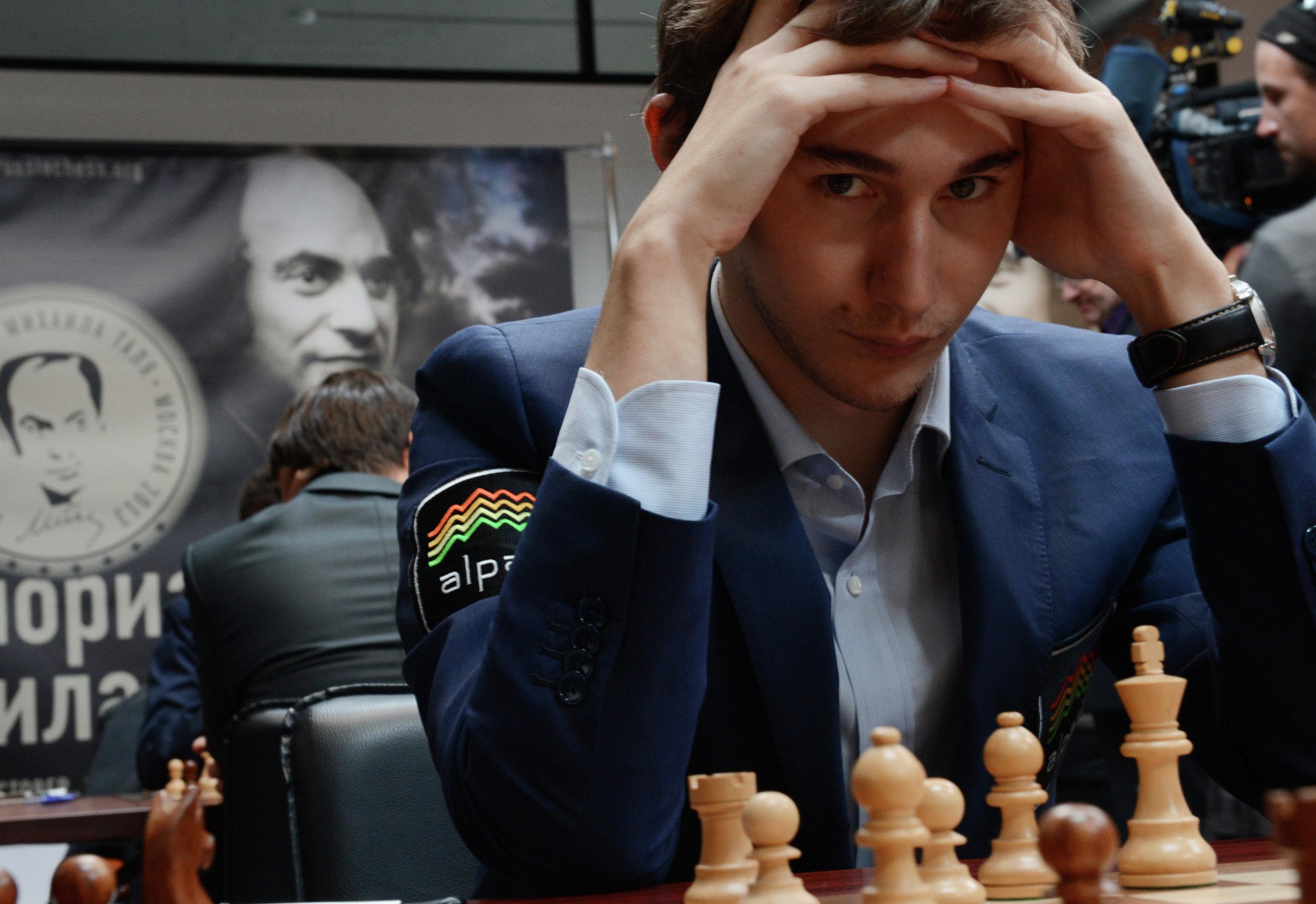 Новая звезда российских шахмат — большой поклонник Путина