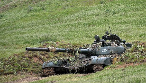Баку заявляет о напряженной ситуации на линии соприкосновения в Карабахе