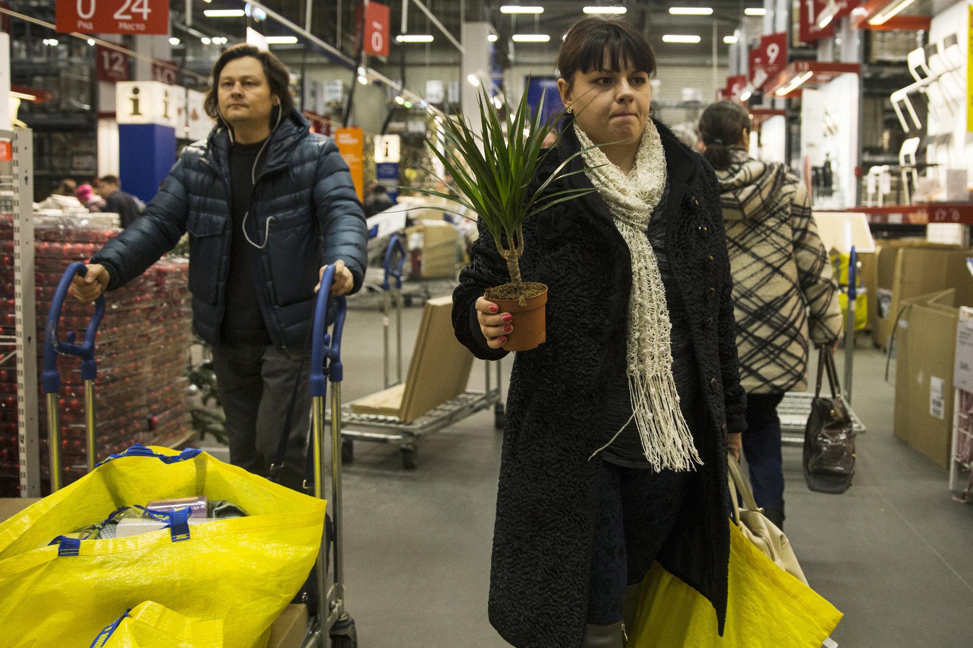 Российская экономика адаптировалась и лежит на дне