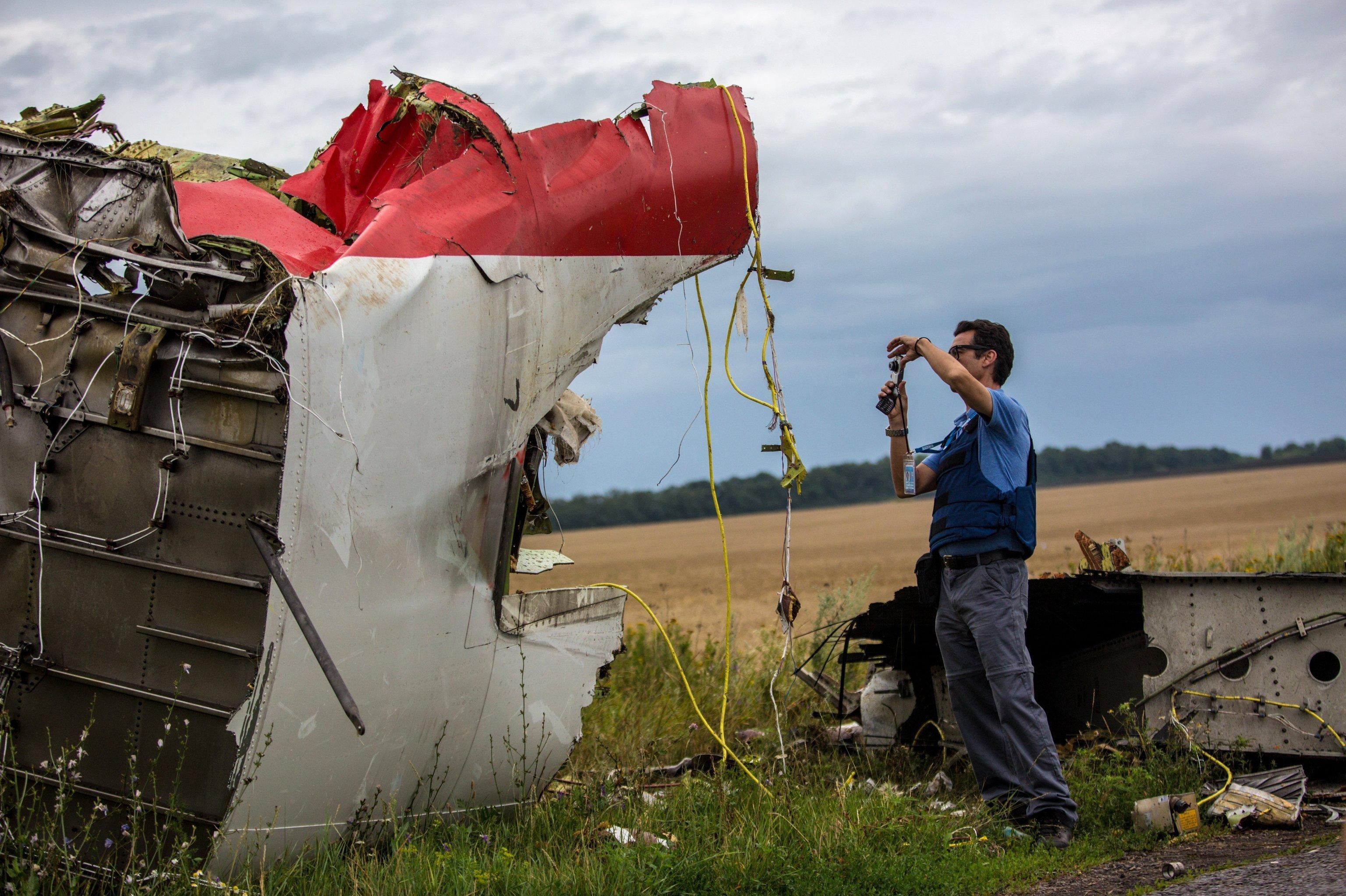 Конспирологические версии BBC: кто сбил борт МН17?
