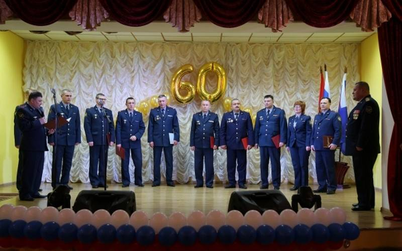 Брянская воспитательная колония отметила 60-летие