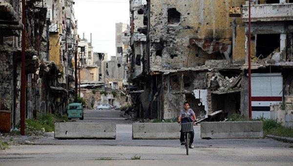 Китай готов участвовать в послевоенном восстановлении Сирии
