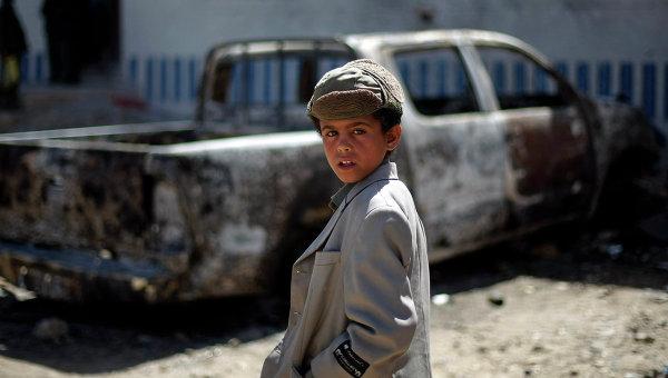 В йеменском городе Мариб произошел взрыв на рынке, есть погибшие
