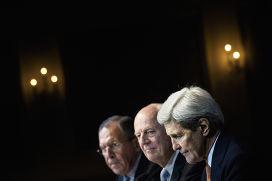 Мирные переговоры по Сирии завершились на фоне новой волны насилия