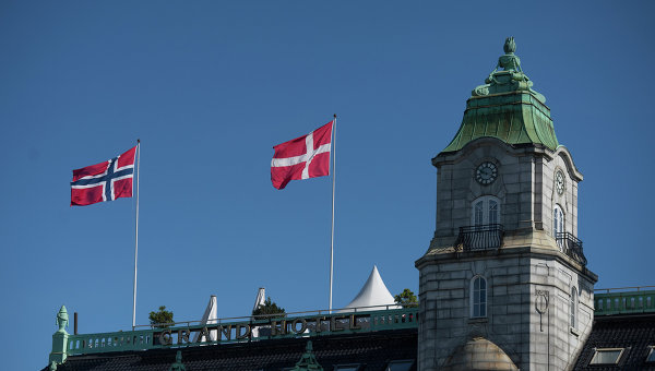 СМИ: в Норвегии на месте крушения вертолета обнаружены тела погибших