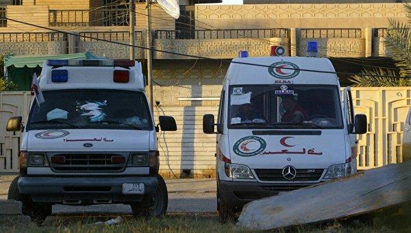ТВ: шесть человек погибли и около 40 пострадали при взрыве около Багдада