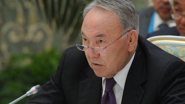 Президент Казахстана Назарбаев осенью посетит Саудовскую Аравию