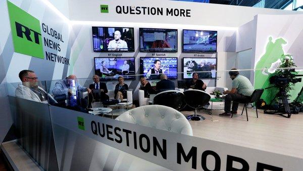 В мире растет интерес к зарубежным источникам новостей, в том числе из РФ