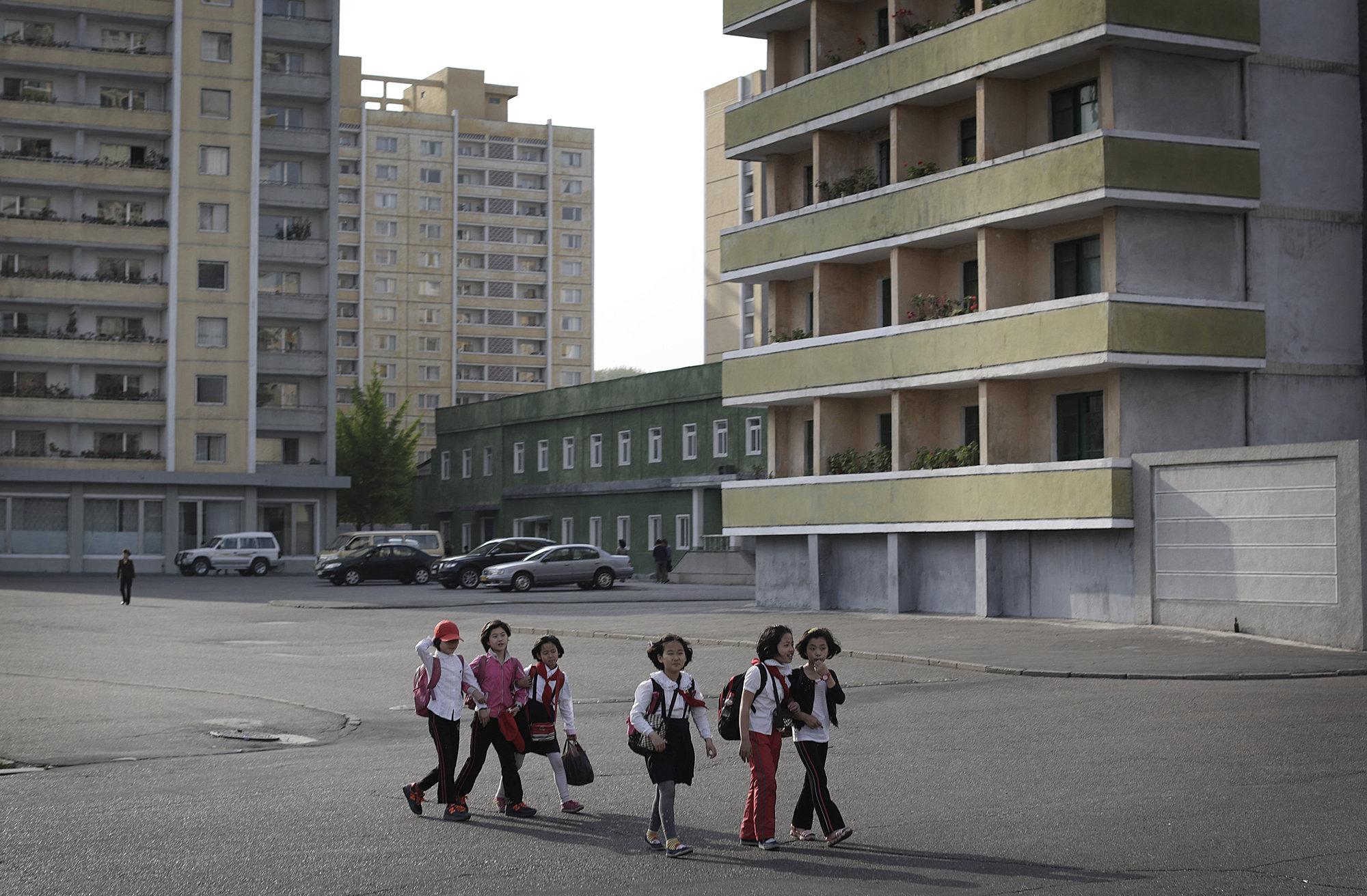 Лучше смертная казнь, чем жизнь в Северной Корее