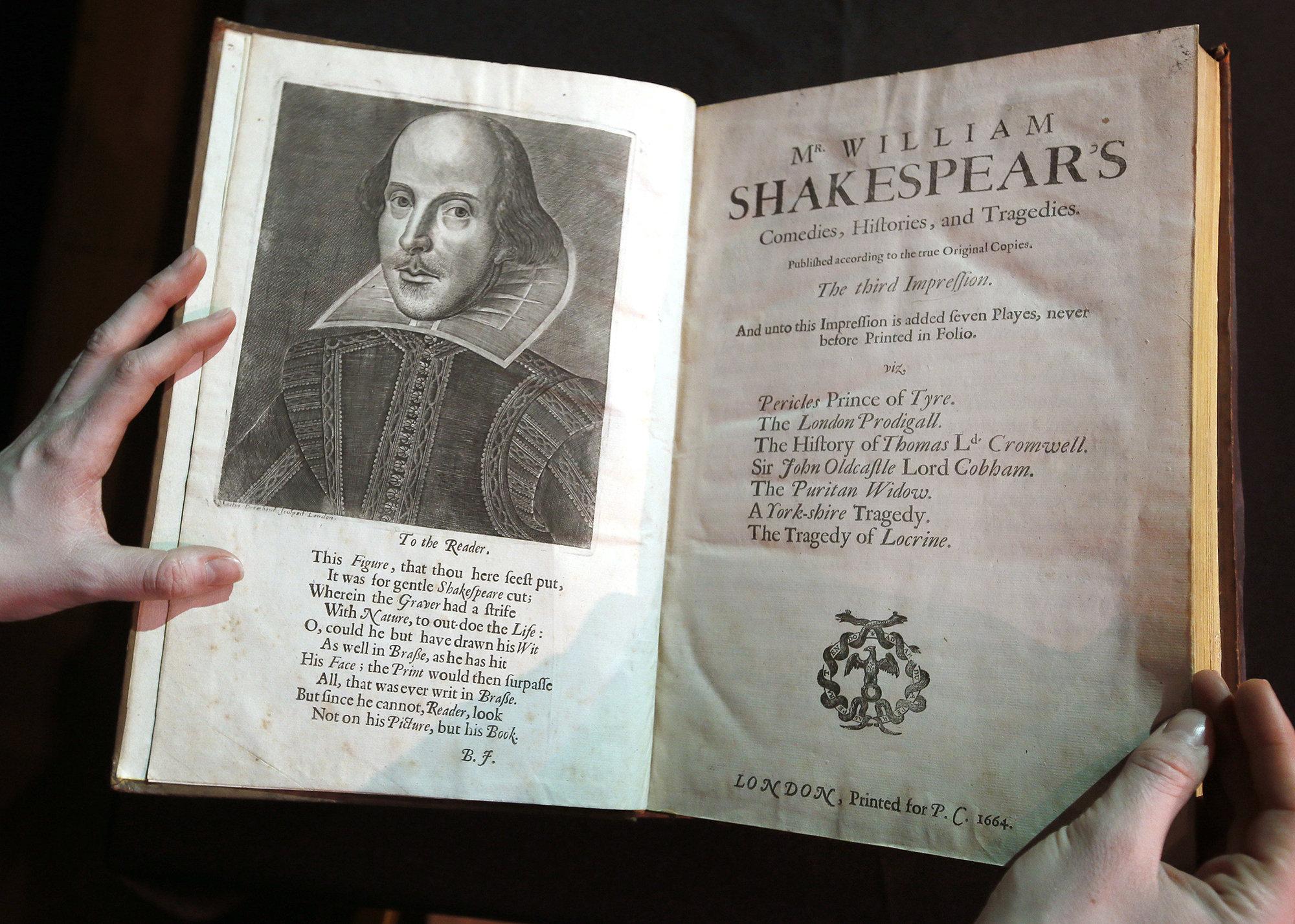 Британия и Россия приходят к взаимопониманию благодаря … смерти Шекспира