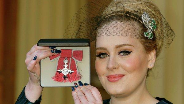 СМИ: Адель стала самой богатой певицей Британии