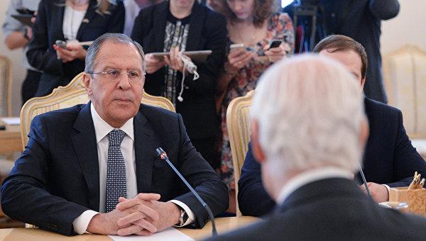 Лавров: Россия настаивает на перекрытии сирийско-турецкой границы