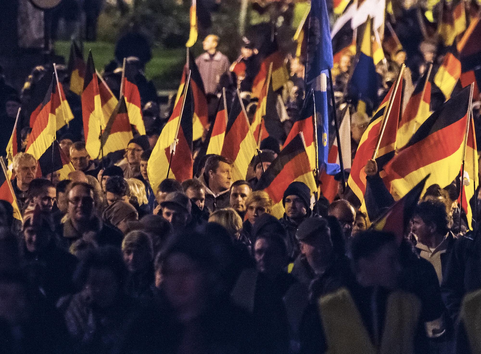 Миграционный кризис ослабляет политическую преданность русских немцев