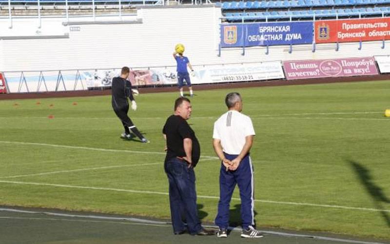 Брянские футболисты проиграли домашний матч московскому «Торпедо»