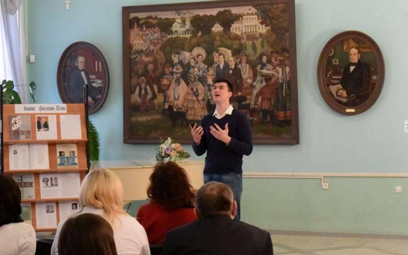 В музее-заповеднике «Овстуг» выберут лучших чтецов