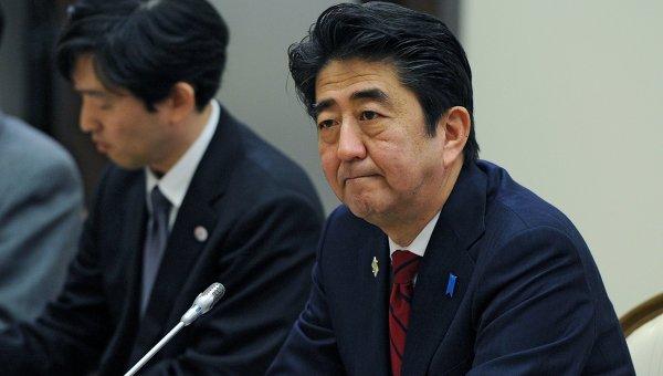 СМИ: премьер Японии предложит России план экономического сотрудничества