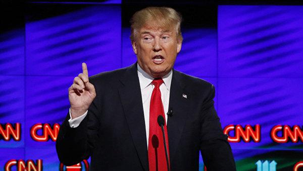 Трамп стал фактическим кандидатом республиканцев после ухода Круза