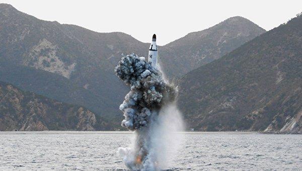 Стратком США: два запуска ракет КНДР завершились неудачно