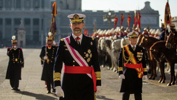 Король Испании подписал указ о проведении досрочных выборов 26 июня