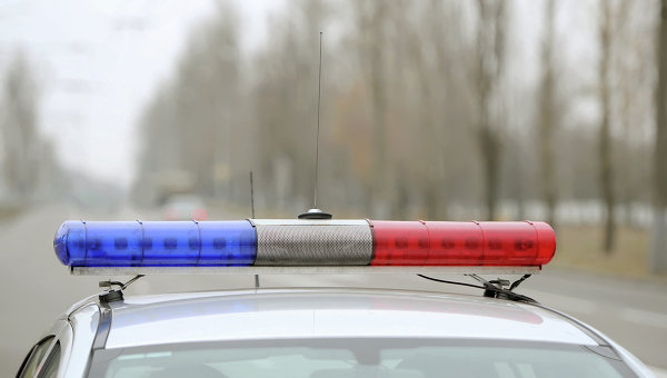 Полиция Киева выясняет обстоятельства инцидента с сожженным флагом Израиля