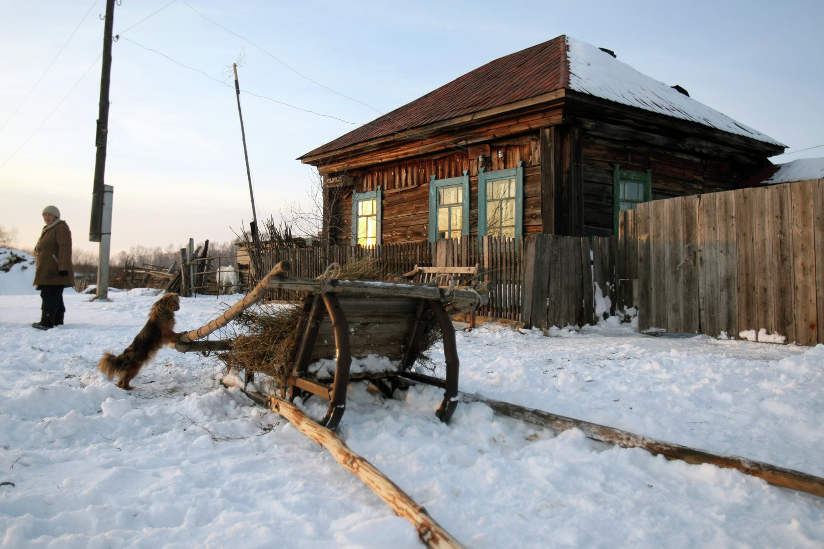 Россия постепенно умирает — это очень печально и тревожно