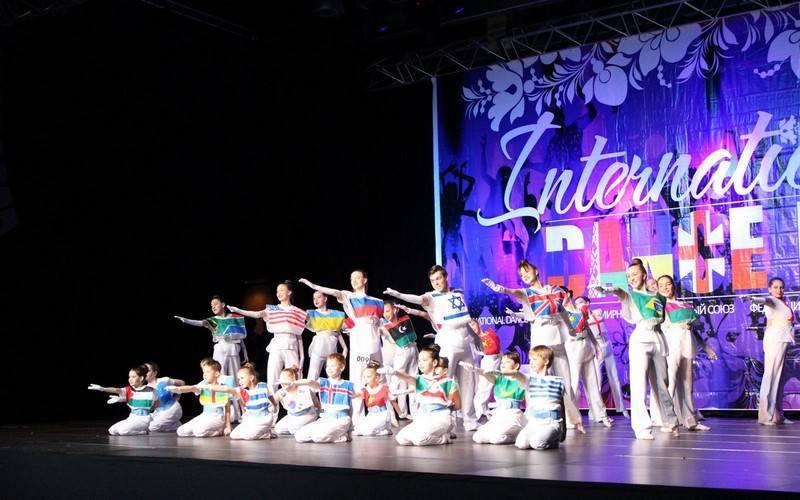 Брянский танцевальный коллектив выиграл всероссийские соревнования