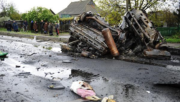 В ДНР заявляют о более 600 обстрелах украинскими военными за неделю