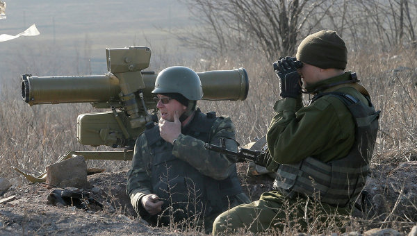 ДНР: более 30 танков силовиков обнаружено у линии соприкосновения