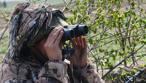 Власти ЛНР: ВСУ обстреляли территорию республики из минометов