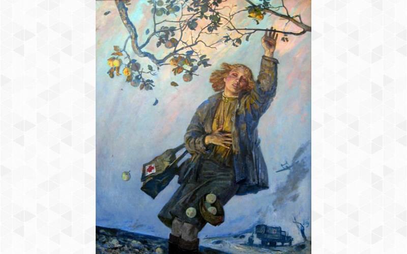 Брянские художники Олег Маслов иЕвгений Фетисов покажут патриотические работы