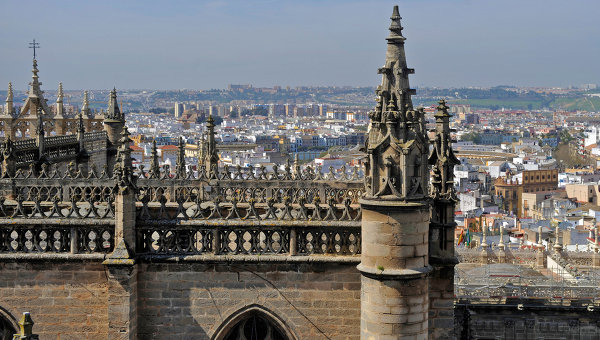Испания отмечает 400-летие смерти Сервантеса