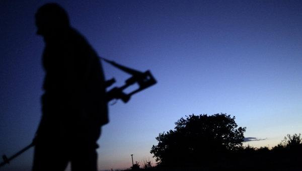 Ополченец ЛНР погиб в результате снайперского обстрела со стороны силовиков