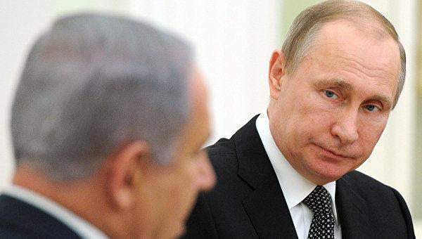 Песков опроверг, что Путин и Нетаньяху говорили об авиаинцидентах