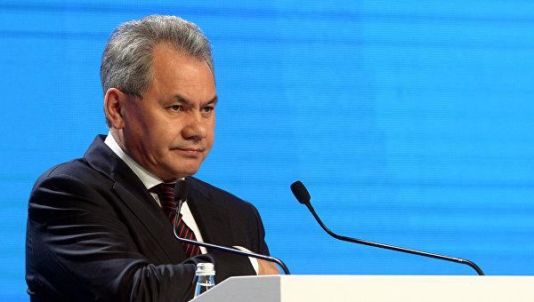 Шойгу: договоренности между РФ и Сербией в военной сфере надо реализовать