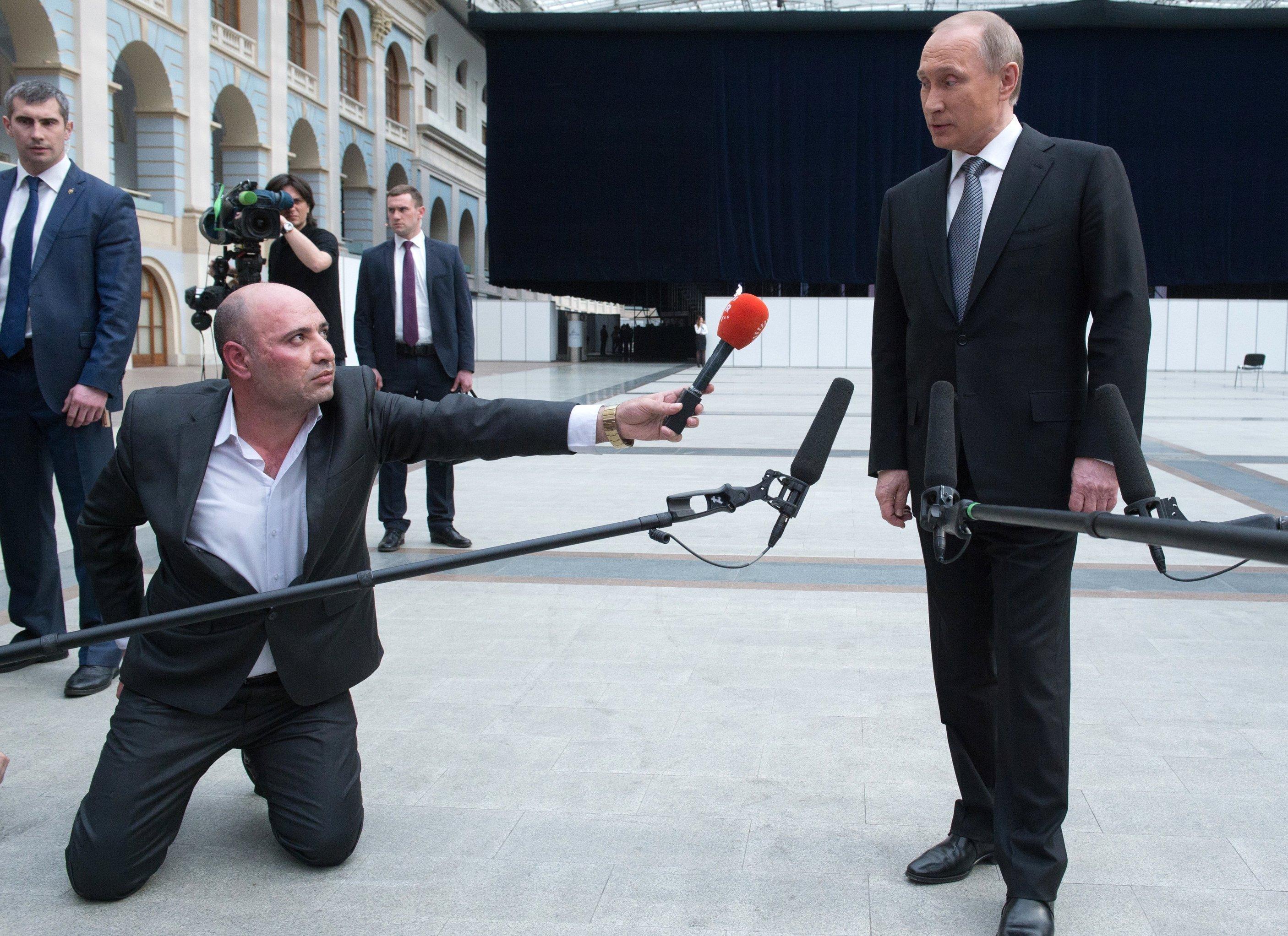 Как Запад неверно понял Россию. Часть 13: Кремлевская триада и средства выживания