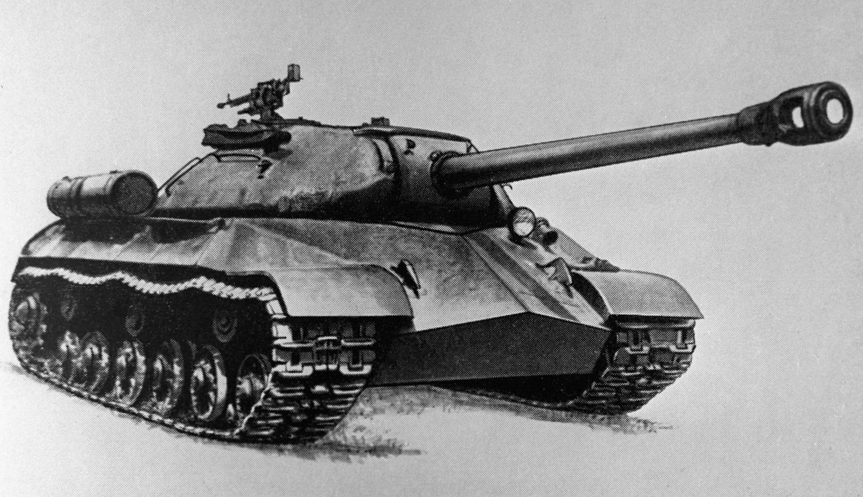 Легкий ответ Сталина на «королевский тигр»