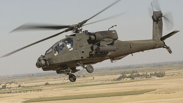 СМИ: Польша намерена приобрести 24 вертолета AH-64 Apache