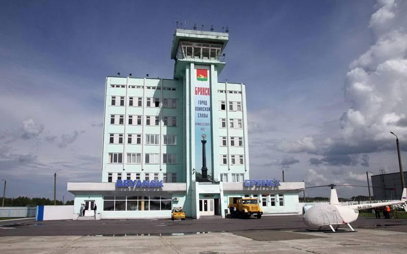 Авиагавань «Брянск» получила статус аэропорта федерального значения