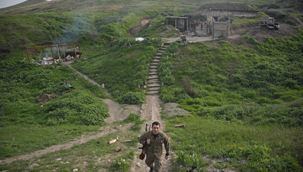 Минобороны Карабаха заявило, что ВС Азербайджана 65 раз нарушили перемирие