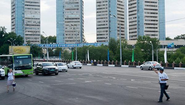 В Ташкента 9 мая объединение