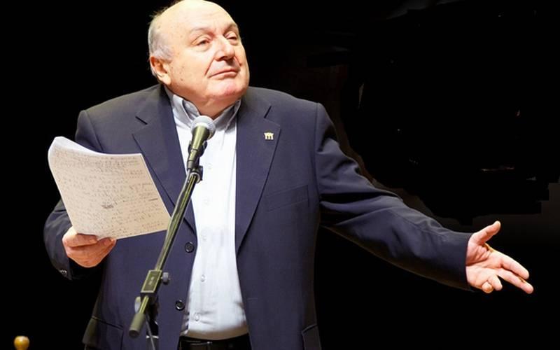 Михаил Жванецкий даст вБрянске благотворительный концерт