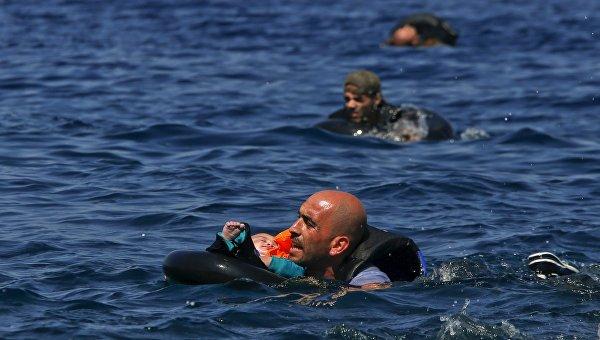 СБ ООН глубоко обеспокоен незаконной миграцией в Средиземноморье