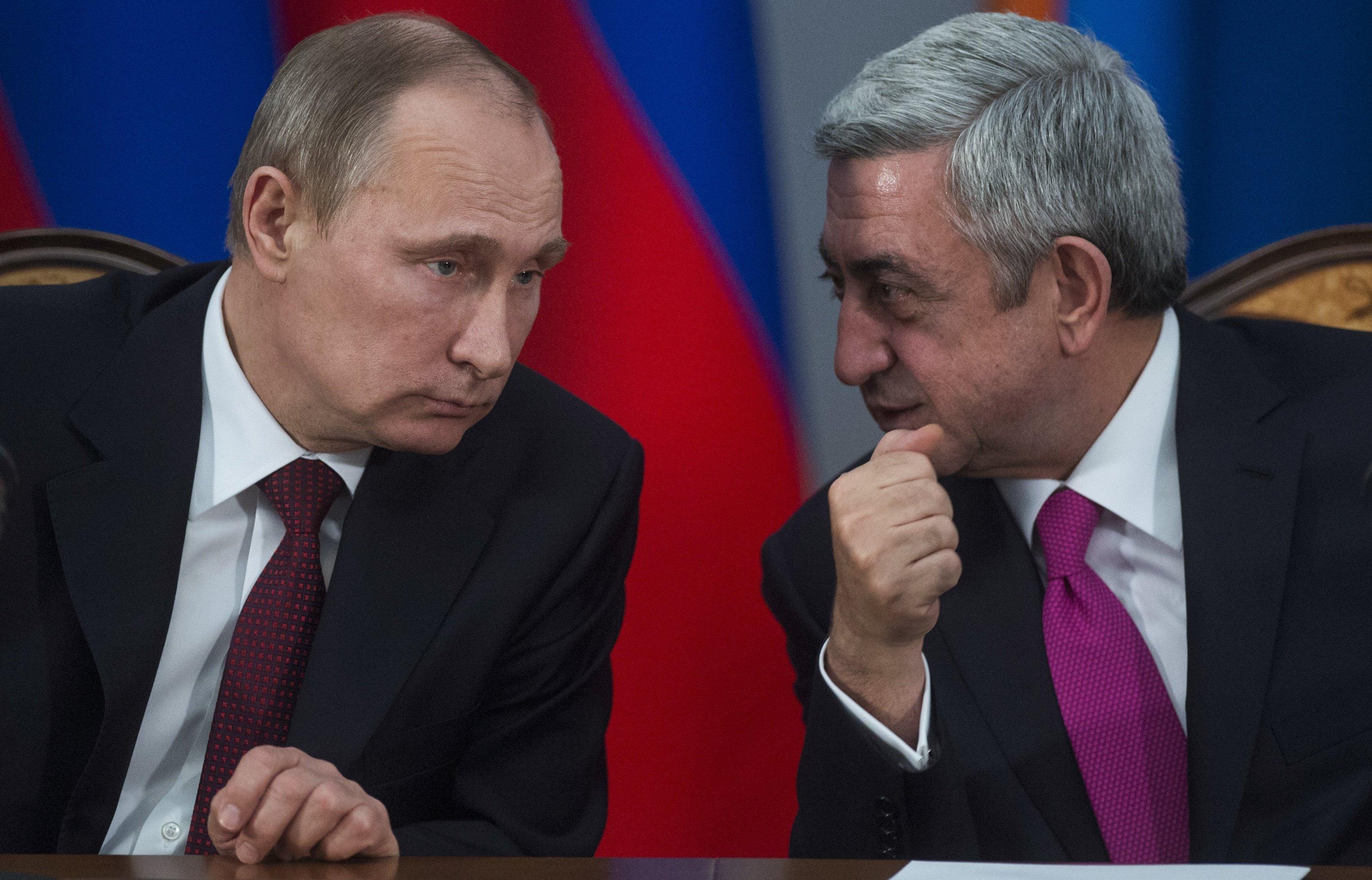 Армения—Россия: взаимные ожидания и взаимные обязательства